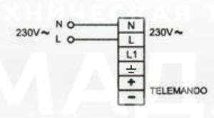 Схема подключений 1