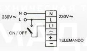 Схема подключений 3