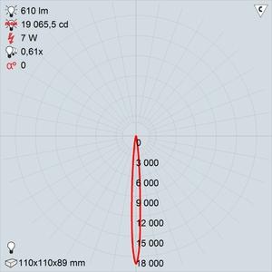 GALAD Аврора LED-7-Spot W2200