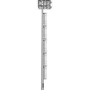 МГФ-20-СР Мачты со стационарной короной