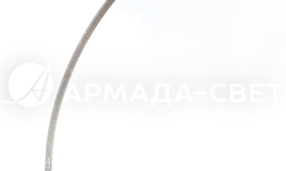 Кронштейн под консольный светильник с газоразрядной лампой (изображен на фотографии) – это наиболее распространенная модель для создания уличных систем освещения в промышленных зонах, вдоль автомобильных дорог, на улицах города. Этот кронштейн имеет низкую стоимость, красивый внешний вид, длительный срок эксплуатации, прочность.