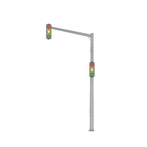 ОСФГ, ОГСГ Опоры для светосигнального оборудования