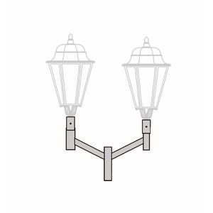 Кронштейны для установки торшерных светильников