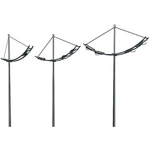 Серия 6 – «Флагман» Кронштейны для консольных светильников