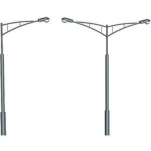 Серия 12 – «Модерн» Кронштейны для консольных светильников