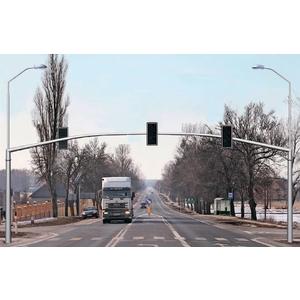 ConTraffic BTN Конусные ворота для светофора с освещением дороги