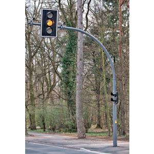 TuboTraffic LR/PR Трубчатая опора для светофора, трубчатый столбик для светофора