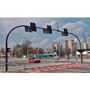 TuboTraffic BR Трубчатые ворота для светофора