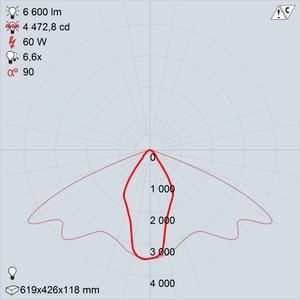 GALAD Омега LED-60-ШОУ50
