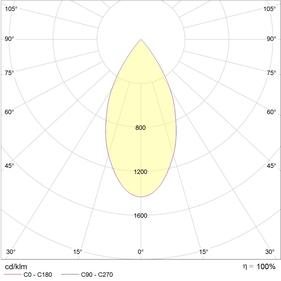LEON-T LED 40 W D50 4000K